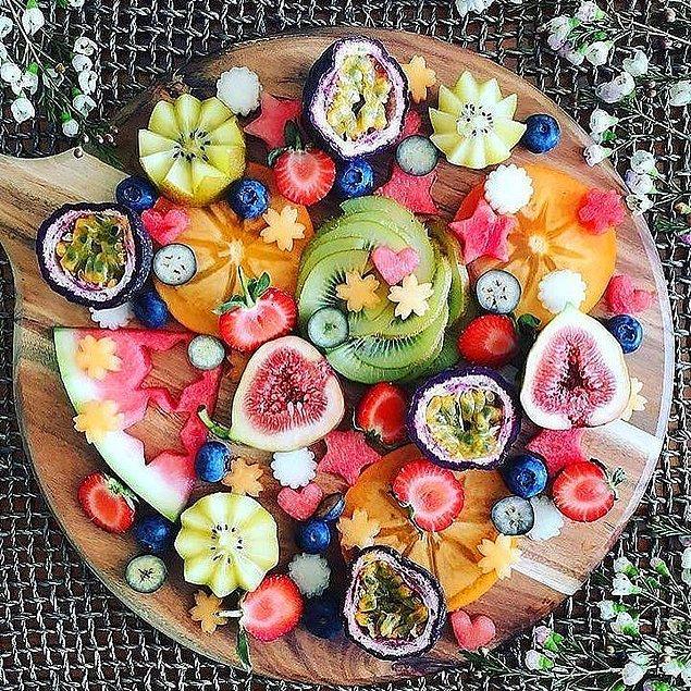 18. Meyveleri es geçmiyoruz.