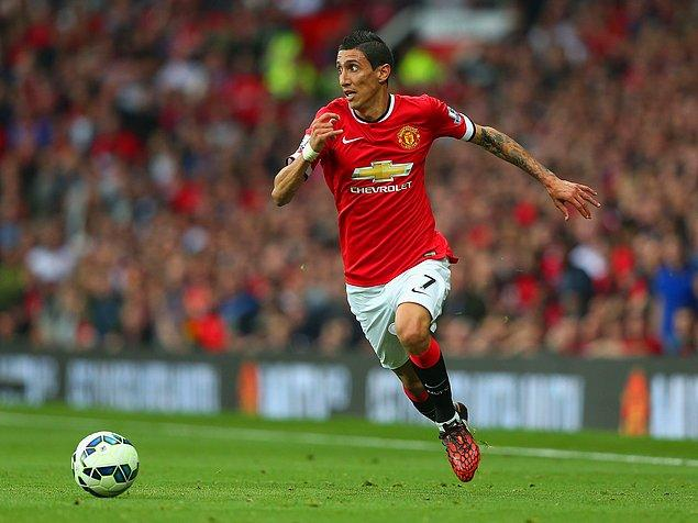 9. Angel Di Maria | Real Madrid ➡️ Manchester United