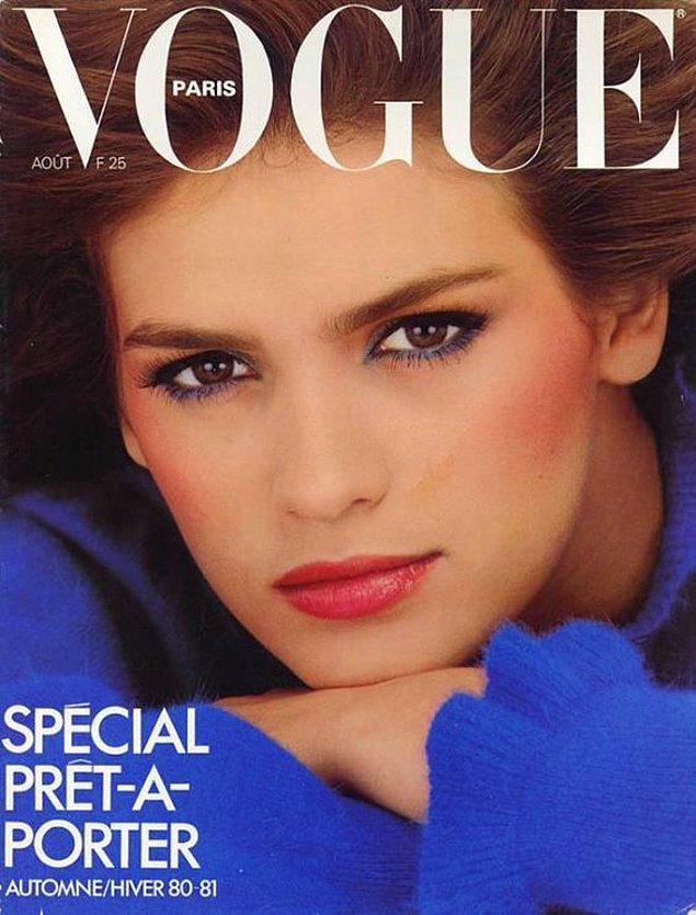 1978'in son aylarında Vogue da dahil olmak üzere birçok dergide kapak olur.