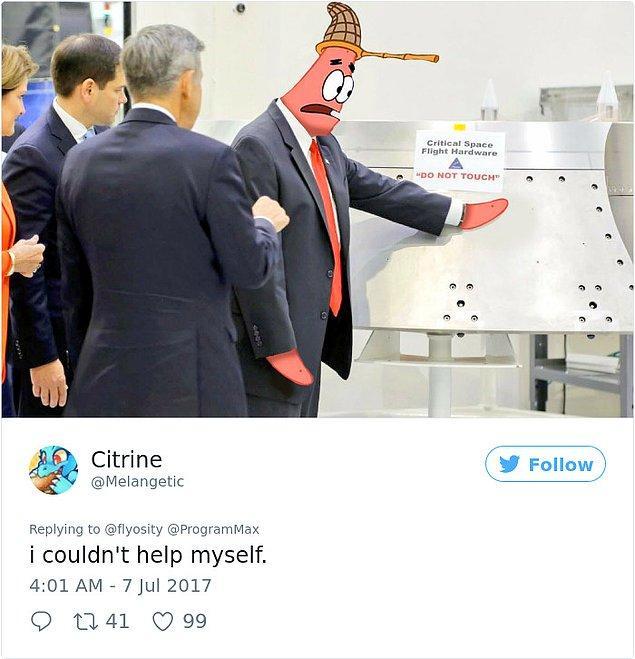 6. Reddit'te bu konu üzerine hala devam eden bir photoshop yarışması var.