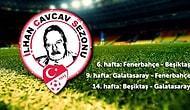 Süper Lig'de 2017-18 Sezonu Fikstürü ve Derbi Tarihleri