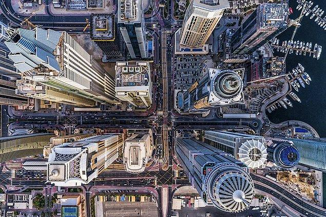 17. Beton Yığını, Birleşik Arap Emirlikleri (Şehir, 1. Sırada)