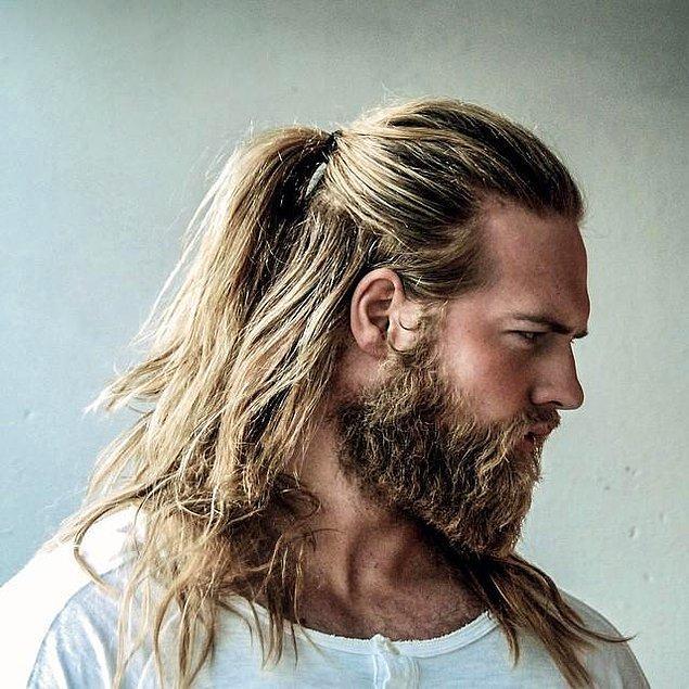 Uzun Saçlı!