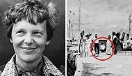 Dünya Şokta! Pilot Amelia Earhart'ı Kazadan Sağ Kurtulmuş Gibi Gösteren Gizemli Fotoğraf