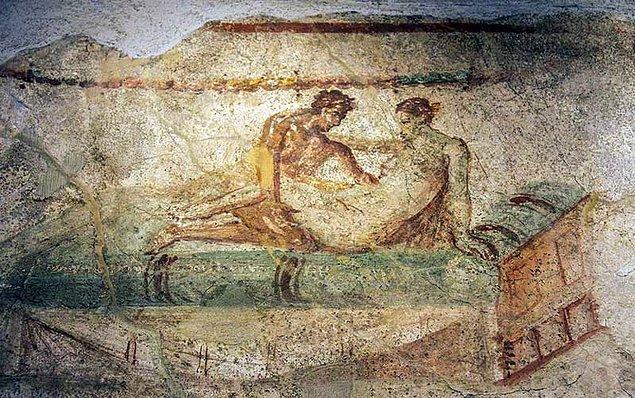 Mısır'da Firavunlar dönemi öncesinde en önemli Tanrılardan biri 'Min' isminde bir bereket tanrısıydı.