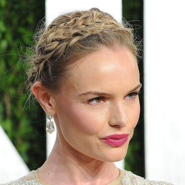 21. Kate Bosworth doğada bahar esintisine tekabül ediyor: