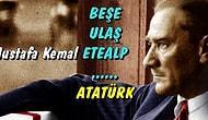 """Ulu Önderimiz Mustafa Kemal'e """"Atatürk""""ten Önce Önerilmiş 13 Soyad"""