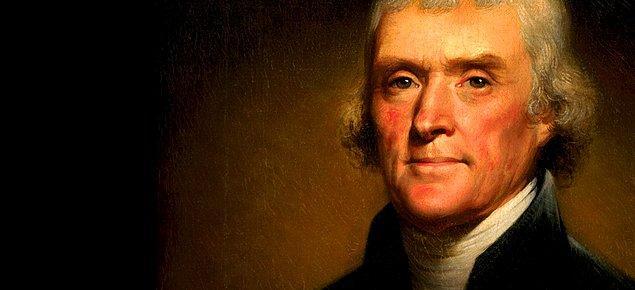 ABD'nin kurucularından olan Thomas Jefferson'ın da devlet borçlanmasına şiddetle karşıydı.