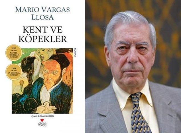 1. Kent ve Köpekler (Mario Vargas Llosa)