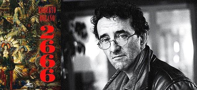 4. 2666 (Roberto Bolaño)