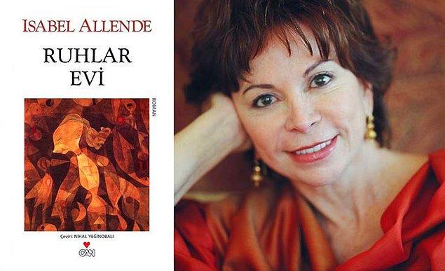 11. Ruhlar Evi (Isabel Allende)
