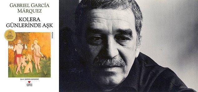 12. Kolera Günlerinde Aşk (Gabriel Garcia Marquez)