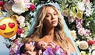 Tüm Dünyanın Merakı Giderildi! Karşınızda Beyonce'nin İkiz Bebekleri Rumi ve Sir Carter!