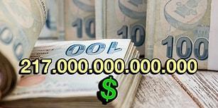 Kendi Borcunuza Dertlenirken, Dünya Size 217.000.000.000.000 Dolar Daha Borç Taktı!