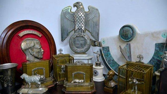Buenos Aires'te bulunan bir evde gizlenmiş ve sahibi bilinmeyen bir hazine