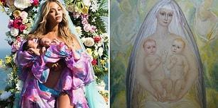 Popüler Kültür Fotoğraflarını Sanat Eserleriyle Eşleştiren Hesaptan 15 Şahane Benzetme
