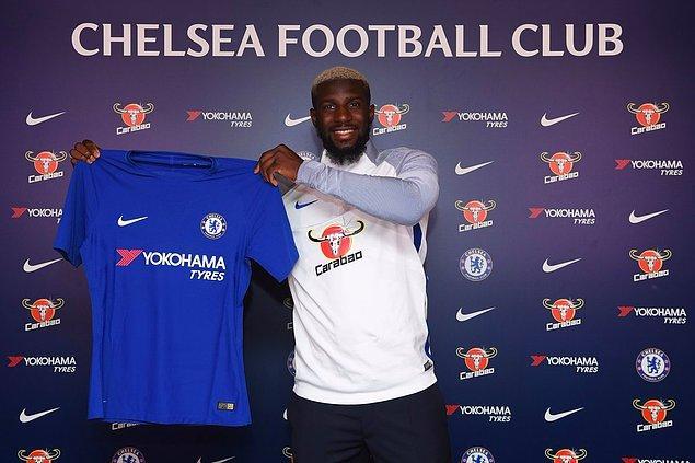 42. Tiemoué Bakayoko ➡️  Chelsea