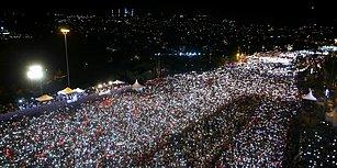 '15 Temmuz Demokrasi ve Milli Birlik Günü' Etkinliklerinde Objektiflere Yansıyan 19 Kare
