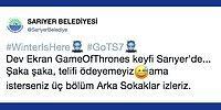 Game of Thrones Çılgınlığına Sosyal Medyada Mizahlarıyla Katılan 26 Kurum ve Marka