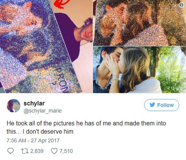12. Sen git bütün fotoğrafları topla, onları özenle bir araya getir ve bunu yap. Bu nasıl bir sevgidir? 😢