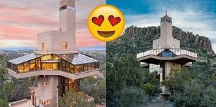 Artık Dağlara Taşınmak İstiyorum Diyenlere: Amerika'da Bulunan En Uzun Ev Satışa Çıktı!