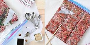 Kilitli Poşetleri Mutfağınızın Demir Başı Yapacak 12 Hayat Kolaylaştırıcı İpucu