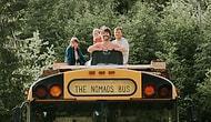Eski Bir Amerikan Okul Otobüsünü Tekerlekli Hostele Çeviren Gezgin Aile 🚌🌎