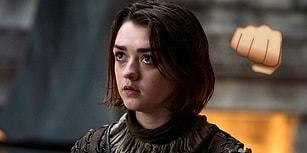 Unuttuk Sanmayın! Karşınızda Nedenleriyle Beraber Arya Stark'ın Öldürülecekler Listesi