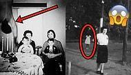 Hayaletlere İnanmayanların Bile Tüylerini Diken Diken Edecek 12 Fotoğraf