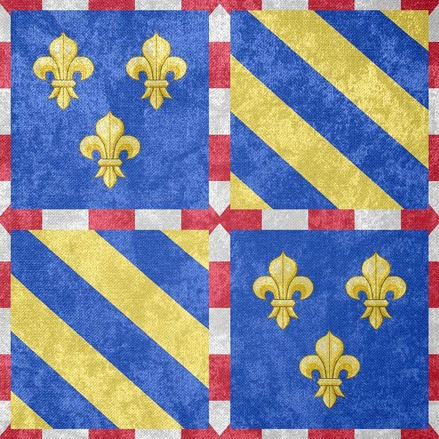 5. Burgonya Krallığı