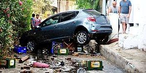 Ege Denizi'nde '6.6 Büyüklüğünde' Deprem ve Tsunami: '160 Artçı Sarsıntı Meydana Geldi'