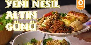 Hem Sağlıklı Hem Leziz Kinoa Kısır ve Tahinli Yazlık Makarna Salatası Nasıl Yapılır?