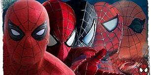 Hangi Spider-Man Olduğunu Söylüyoruz!