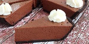 Yalnızca 10 Dakikada Çikolatanın En Güzel Halini Önünüze Getirecek Nefis Tatlı Tarifleri