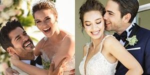 Düğün Günü Yaptırdıkları Makyajlarıyla Güzelliğine Güzellik Katan 17 Ünlü Gelin