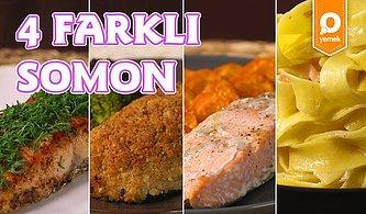 Balık Zevkinizi Dörde Katladık: 4 Farklı Somon Nasıl Yapılır?