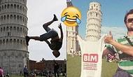 Kim Demiş Pisa Kulesi ile Poz Vermek Klişe Diye? Yaratıcı Turistlerden 24 Havalı Fotoğraf