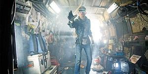 Steven Spielberg'ün 'Ready Player One' Filminden İlk Fragman Geldi