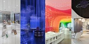 Barındırdığı Kitaplardan Daha Renkli ve Fantastik Tasarımıyla Çin'in En Yeni Kitapçısı