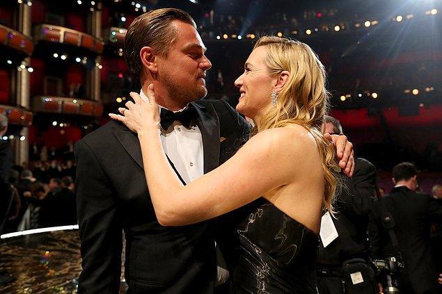 26 Temmuz akşamı Fransa'nın St. Tropez kentinde yapılan açık artırma etkinliğindeki ödüllerden biri de Leonardo DiCaprio ve Kate Winslet ile birlikte akşam yemeği.