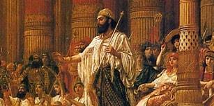 Hz. Süleyman'ın Emri ve Mutluluk Arayaşına Dair Tüylerinizi Diken Diken Edecek Bir Kıssa