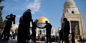 Filistinlilerin İki Hafta Sonra Girdiği Mescid-i Aksâ'da Yeniden Müdahale