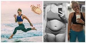 Kadınlar Arası Motivasyon! Sağlık ve Spor Yolculuğunuzda Size İlham Verecek 19 Güçlü Kadın