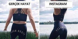 Vegan Spor Bloggerından Photoshopla Değil Doğru Poz Vererek Vücudu Güzel Göstermenin Yolları