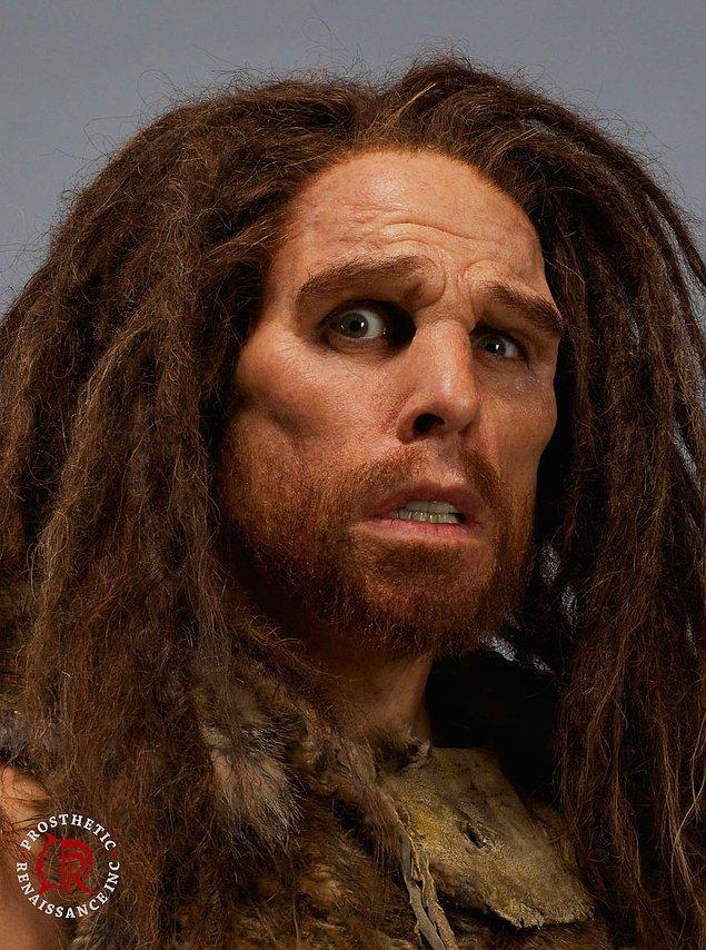 """16. Ben Stiller  """"Müzede Bir Gece 3"""" görünümüyle"""