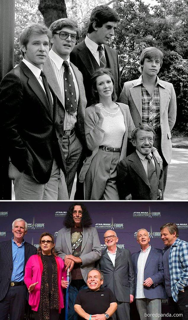 5. Star Wars: 1980 - 2013