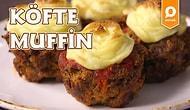 Üzeri Leziz Patates Püreli Köfte Muffin Nasıl Yapılır?