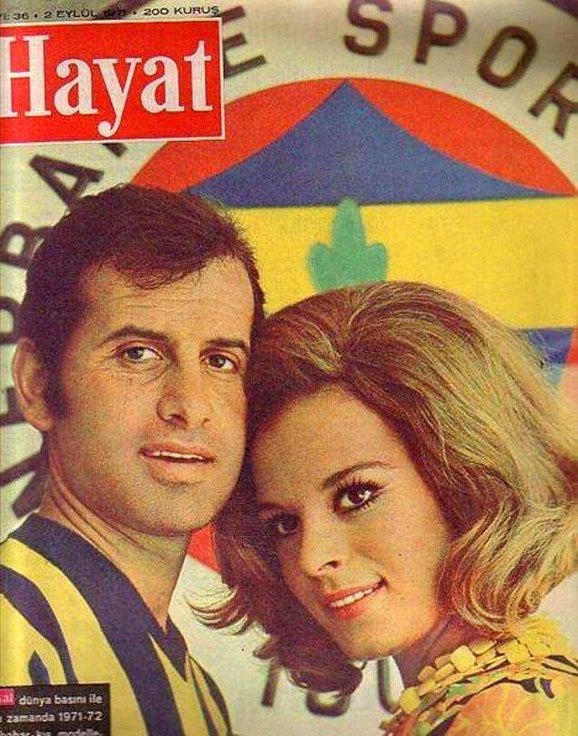 10. Bir başka masalsı aşk ise Hülya Koçyiğit ve Selim Soydan'dan geliyor.