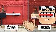 Gri Şehirlere Hayır! New York Sokaklarına Canlılık Katan Komik ve Yaratıcı 28 Sokak Sanatı