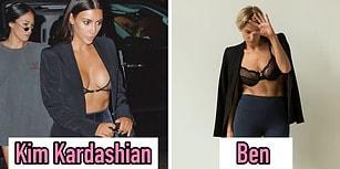 Kim Kardashian Deneyi! Fotoğraflarda İyi Görünmenin O Kadar Zor Olmadığını İddia Eden Kadın